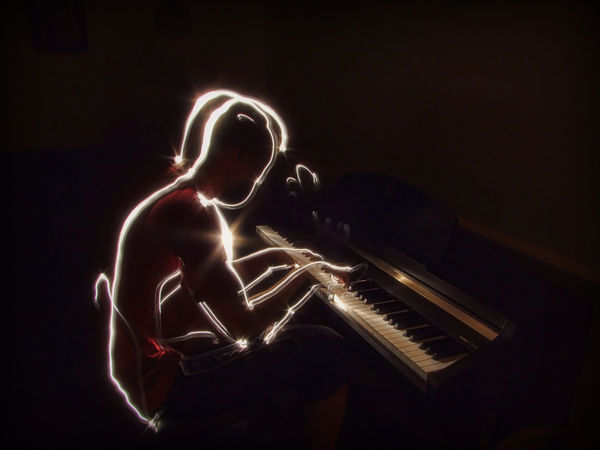 Light Painting Wedding Photography: 25 Spectacular Light Painting Images