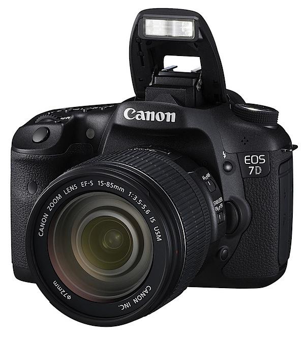 Canon EOS 7D DSLR Review