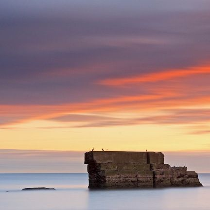 Ruined Harbour II by Duncan_Smith (used with permission)