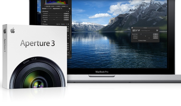 Aperture 3 – Fashionably late, or a dollar short?