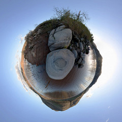 Planet Lake Hodges (by inkista)