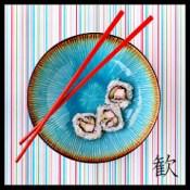 Oishii Sushi (by bubbly b {Nouvelle Vie Photography})