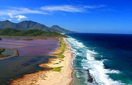 La Salinas - Isle De Margarita by Rob Diffenderfer