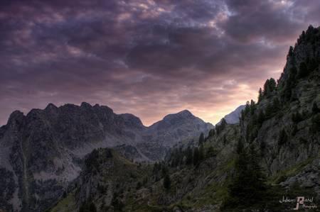Last purple sky ~HDRI~ by RATEL JULIEN