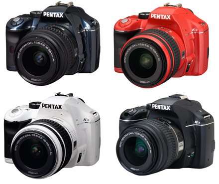 Pentax K-x – taking shots at Nikon and Canon