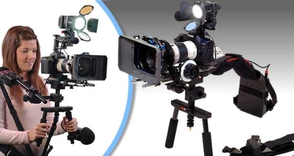 PAG Orbitor – HDsLR Video Support System
