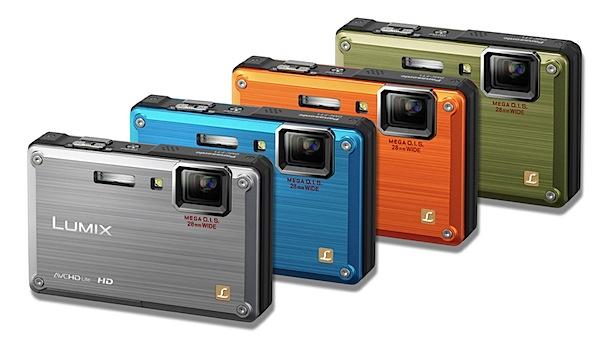 Panasonic DMC-TS1 Digital Camera Drivers Download