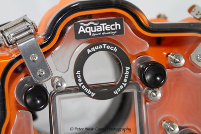 Aquatech CO-7 Underwater Sport Housing