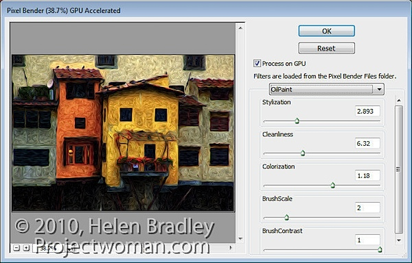 Image Result For Photoshop Cs Oil Painting