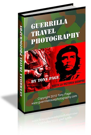 Guerrilla Travel Photography – Get $10 off This Great New eBook