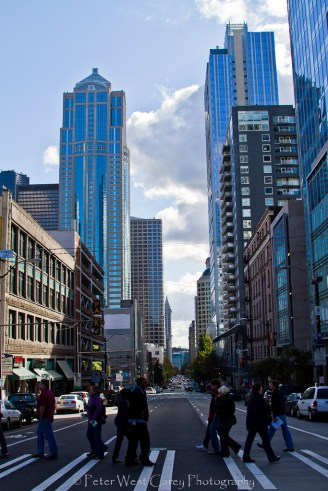 Image: My Favorite Downtown: Seattle