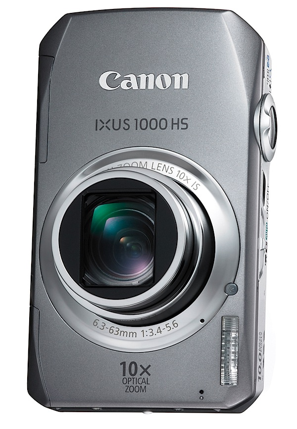 Canon Powershot SD4500 IS (IXUS 1000 HS) Review