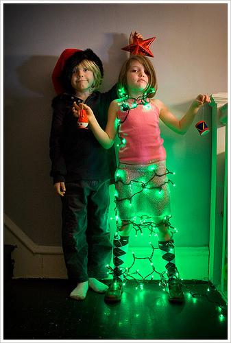 Christmas Lights Flasher