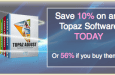 Save 10% on All Software from Topaz Labs: 12 Deals of Christmas (Day 3)