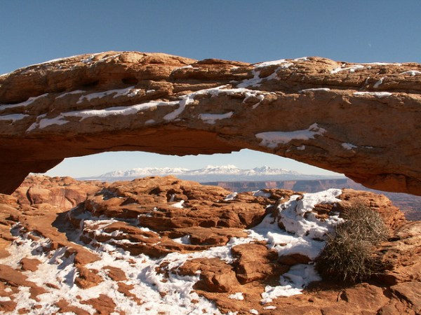 Image: Copyright Mike Nielsen - Canyonlands National Park