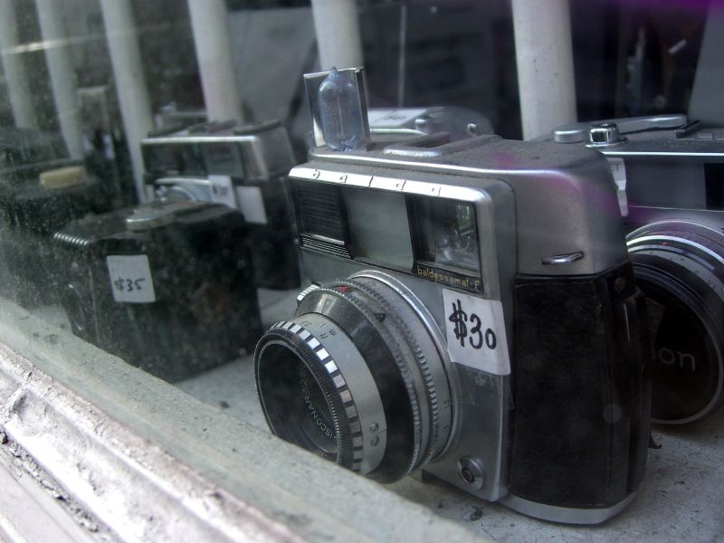 What To Do With An Old Film Camera When The Love Is Gone