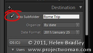 5 Essential Things to know about the Lightroom Import Dialog