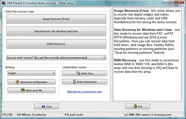 corrupted micro sd card format software free