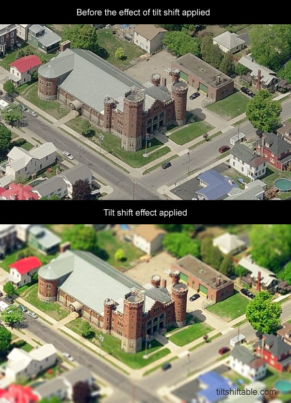 An Introduction to Tilt-Shift Photography