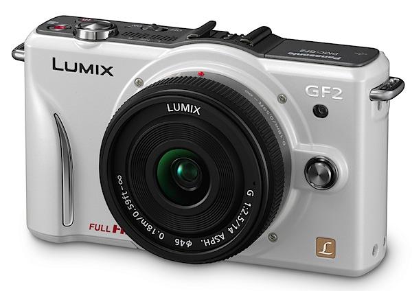 Panasonic Lumix DMC-GF2 REVIEW