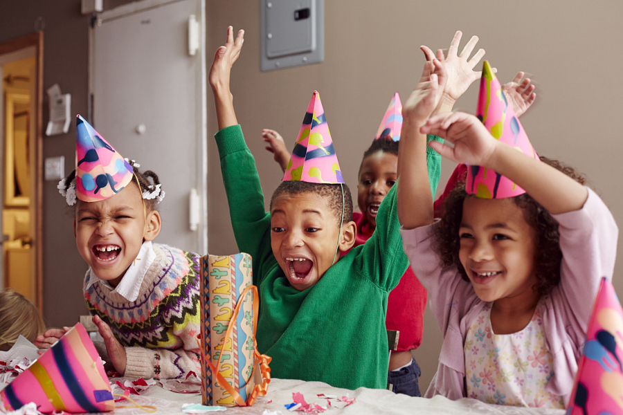 How To Photograph A Childs Birthday Party