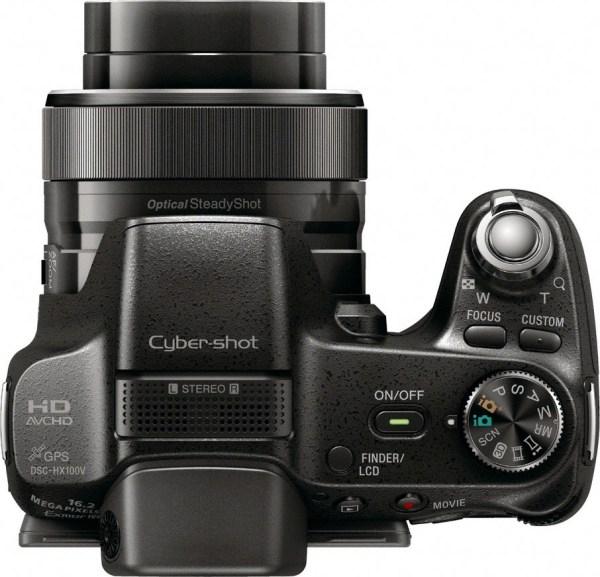 Sony Cybershot DSC-HX100V Review