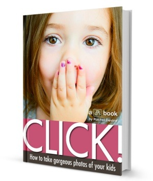 Save 30% on our New Kids Photography eBook and Get a Chance to Win a DSLR