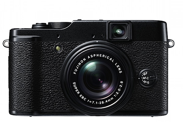 Fujifilm Release X10 Premium Compact Camera