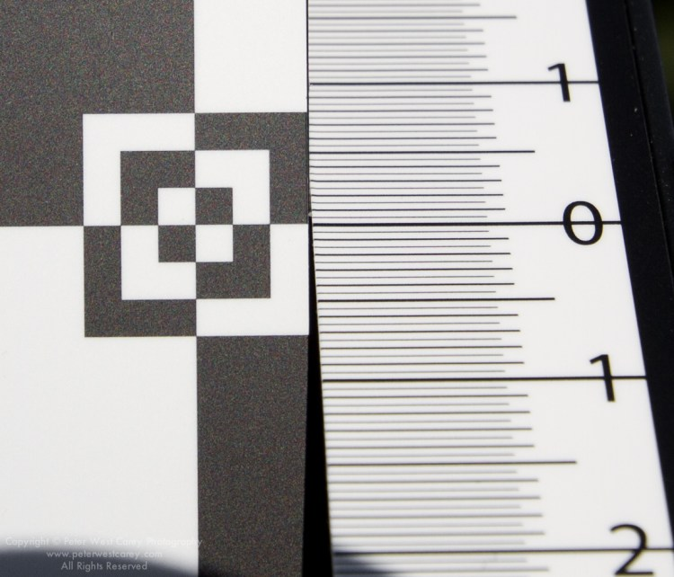 使用Datacolor Spyder LensCal调整焦点