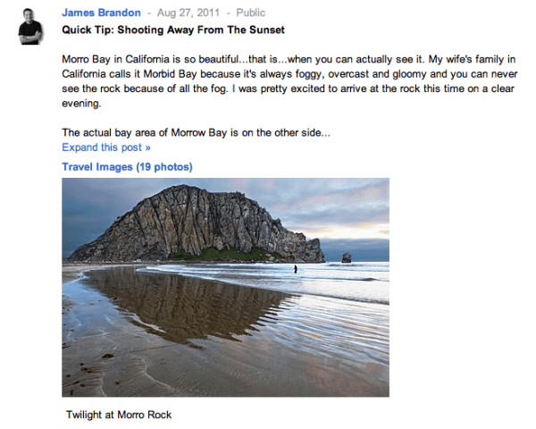 5 Tips For Getting The Most Out Of Google+