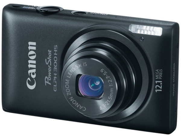 Canon PowerShot ELPH 300 HS [With Reviews]