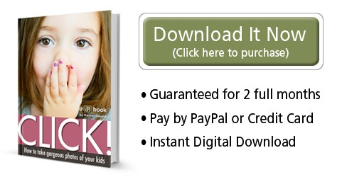 How to Take Gorgeous Photos of Your Kids: New dPS eBook