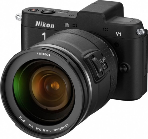 Image: Nikon V1