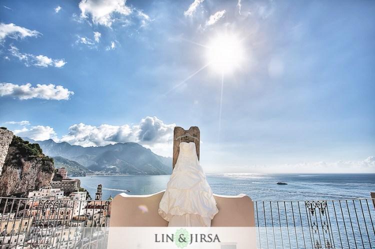 阿马尔菲意大利酒店露娜目的地婚礼摄影