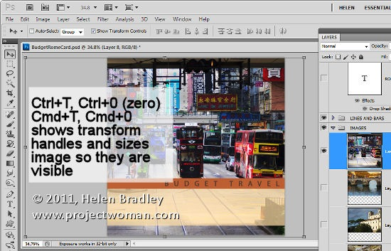 10 Best Photoshop Shortcuts