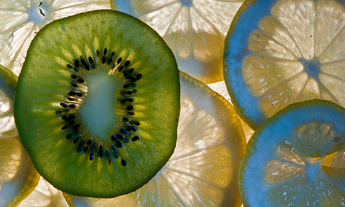 Lime and Kiwi by Cadira for dPS Assignment