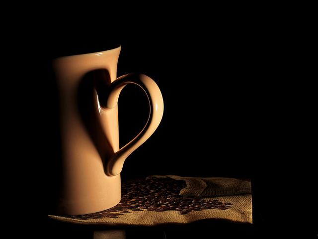 Shadow Play, Coffee, SiewFeun