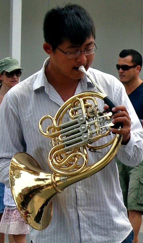 Man playing horn.JPG