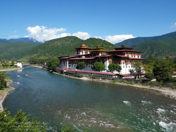 Image: Punakha Dzong, Bhutan