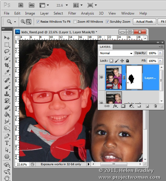 How to Replace a Face in Photoshop in 6 Easy Steps