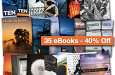 Get a Library of 35 Amazing Photography eBooks for just $2.83 each [Today Only]