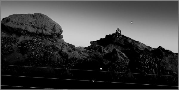 Black and White RAW Processing for a Landscape Image – Weekly Lightroom Edit Episode 2