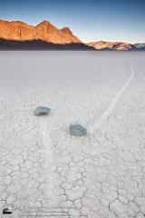 Rendezvous - Racetrack, Death Valley National Park