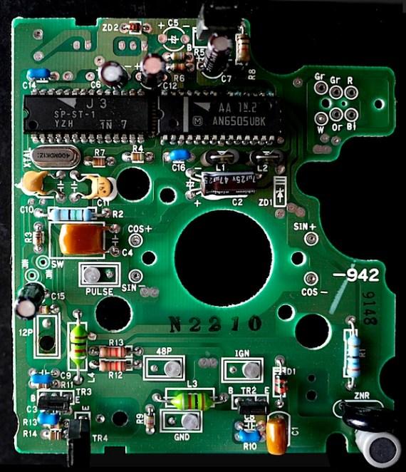 Panasonic-DMC-GF3-Yazaki印刷电路板.JPG