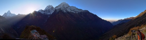 How I Shot And Edited It – Nepal Zoomable Panorama