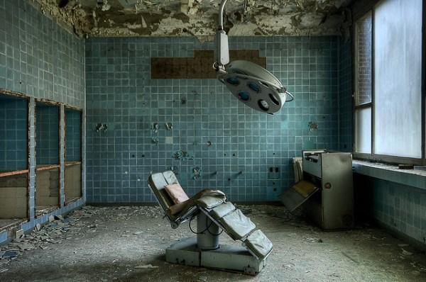 Abandoned: Weekly Photography Challenge