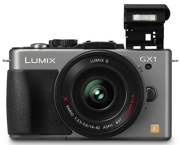 Panasonic Lumix DMC-GX1 Review