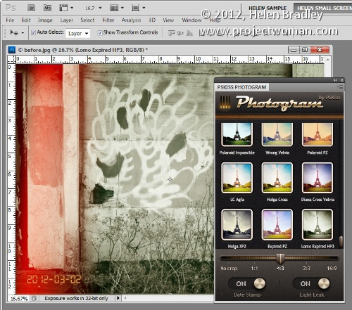 iPad style Apps come to Photoshop – At last!