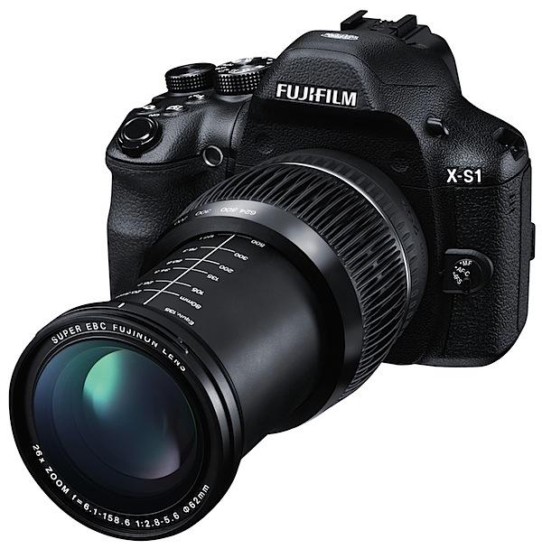 Fujifilm X-S1 Review