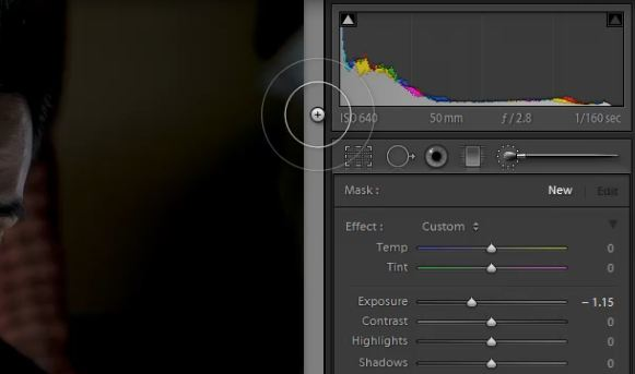 Advanced Portrait Retouch on a Male Subject in Lightroom 4 - Part 1 of 3